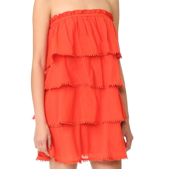 1a35ae1c07 Red Carter Candy Ruffle Tiered Dress. M_5c50ac9fbaebf67d7ec48b9d